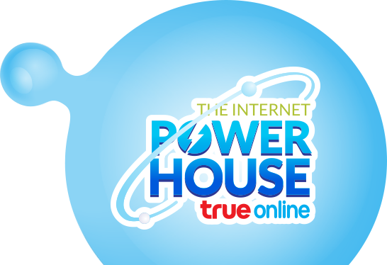 The Internet Power House True Online