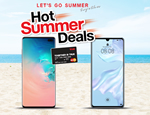 More Summer Deals on Smartphones for Postpaid Customers